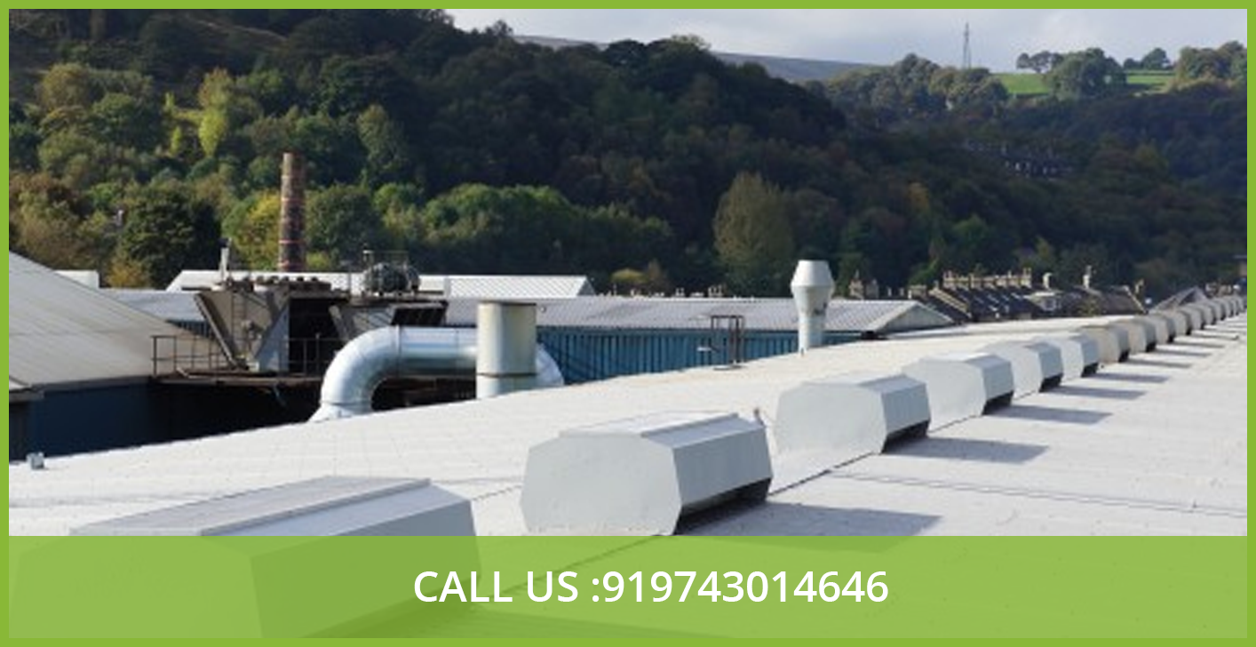 Ridge Ventilation System Manufacturers|Natural Cooling Systems